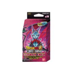 Dragon Ball Super Card Game Unison Warrior Series 12 UW3 Ultimate Deck
