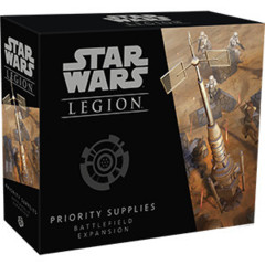 Legion Priority Supplies