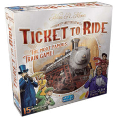(PREORDER) Ticket to Ride US 15th Anniversary Edition