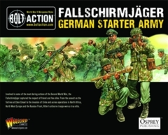 Bolt Action Fallschirmjager Starter Army