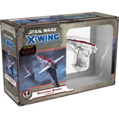 12. Star Wars X-Wing Resistance Bomber Expansion Pack