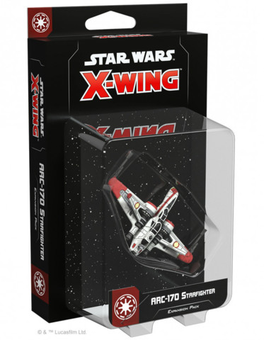 2nd Edition Fantasy Flight Star Wars X-Wing T-70 X-Wing Expansion Pack
