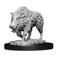 WizKids Deep Cuts Miniatures Wild Boar