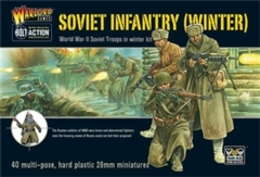 Bolt Action Soviet Winter Infantry