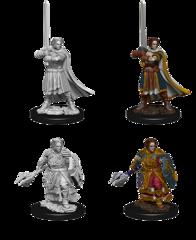Nolzurs Marvelous Unpainted Miniatures Male Human Cleric