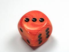 Vortex® 30mm w/pips Orange/black d6