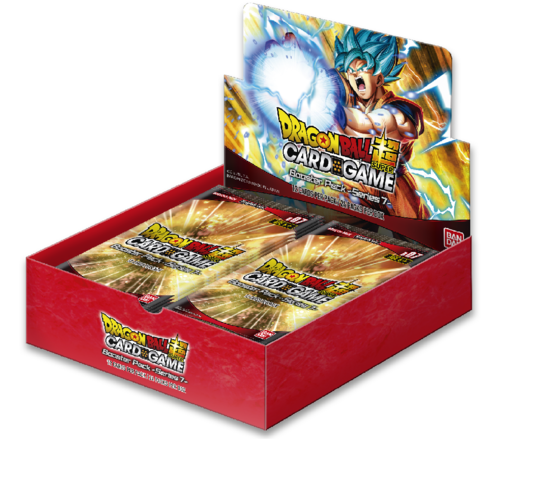 Dragon Ball Super Booster Box 07