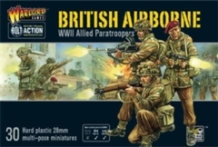 British Airborne WWII Allied Paratroopers Box Set