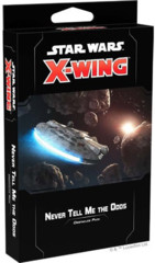 (Preorder) Star Wars X-Wing 2nd Edition Never Tell Me the Odds Obstacles Pack