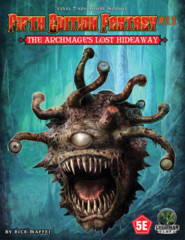 Fifth Edition Fantasy Adventure #11 The Archmages Lost Hideaway