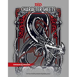 Dd Character Sheets Role Playing Games Dungeons And Dragons