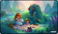 Dragon Tea Party Playmat