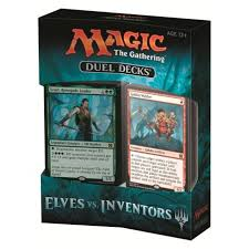 Duel Deck: Elves vs Inventors