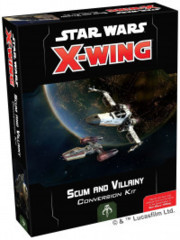 Scum and Villainy Conversion Kit 2nd Edition