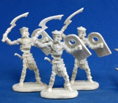 77146: Mummy Warrior