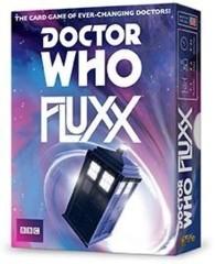 Fluxx Dr Who