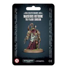 Nauseous Rotbone, the Plague Surgeon