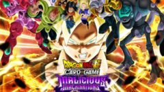 Dragon Ball Super Card Game Series 08 Booster Box Malicious Machinations