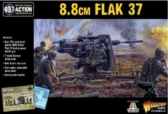 Bolt Action German 8.8cm Flak 37 (88mm) Anti-tank gun
