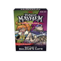 D&D Dungeon Mayhem Expansion Battle for Baldurs Gate