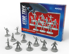 Star Trek Adventures Borg Collective Miniatures Set