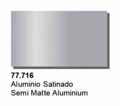 Semi Matte Aluminium 77716
