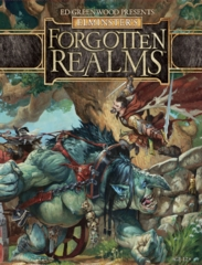 Dungeons & Dragons Elminster's Forgotten Realms