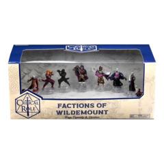 Critical Role Monsters of Wildemount Prepainted Miniatures Kryn Dynasty & Xhorhas Box Set
