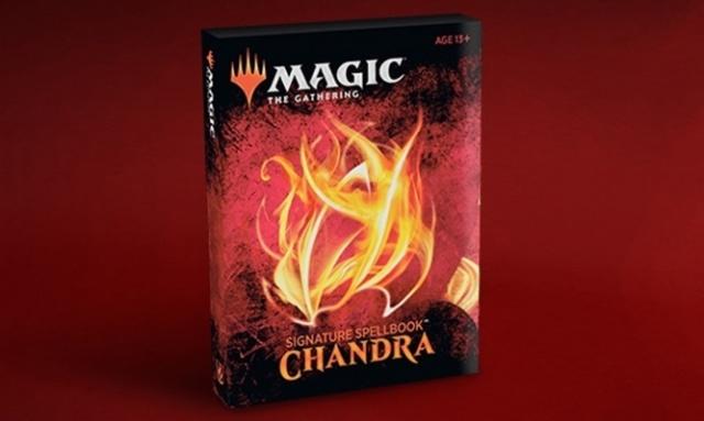Spellbook Chandra