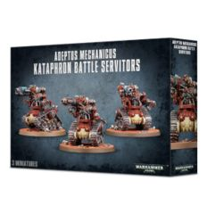 Adeptus Mechanicus Kataphron Battle Servitors 59-14
