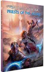 Numenera RPG Priests of the Aeons