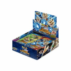 Dragon Ball Super Card Game Series Boost UW6 Booster Display B15