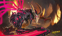 KeyForge Call of the Archons! Into the Underworld Playmat