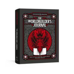 D&D The Worldbuilders Journal of Legendary Adventures