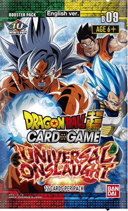 Dagon Ball Super Booster Box 09 Universal Onslaught