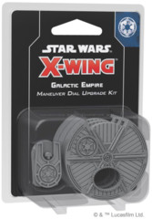 Galactic Empire Maneuver Dial Upgrade Kit 2nd Edition