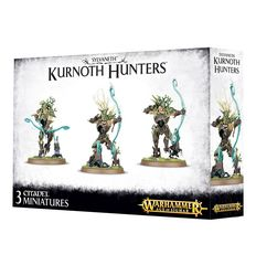 Sylvaneth Kurnoth Hunters 92-13