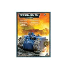 Spacemarine Land Raider Crusader / Redeemer 48-30