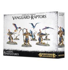 Stormcast Eternals Vanguard-Raptors 96-30