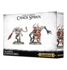 Slaves to Darkness Chaos Spawn 83-10