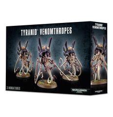 Tyranid Venomthropes 51-22