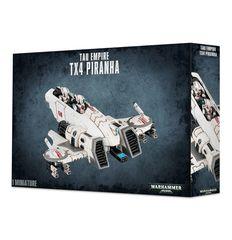 Tau Empire Tx4 Piranha 56-19