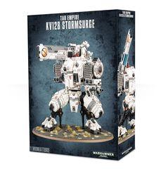 Tau Empire Kv128 Stormsurge 56-18