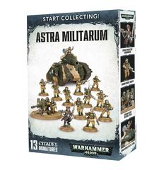 Start Collecting! Astra Militarum 70-47
