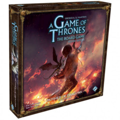 A Game of Thrones Board Game Mother of Dragons Expansion