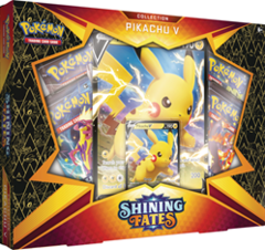 Pokemon: Shining Fates: Pikachu V Collection