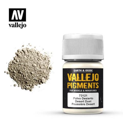 Vallejo Pigment Desert Dust VAL73121