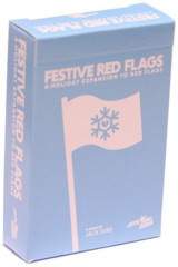 Red Flags Festive Red Flags
