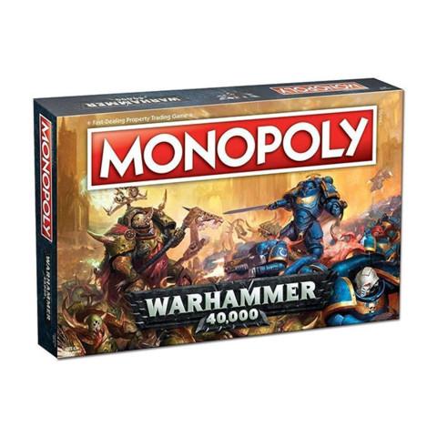 WMA Monopoly Warhammer 40k