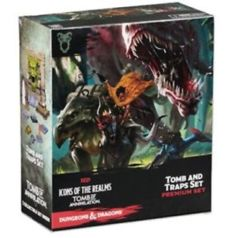 Tomb of Annihilation - Tombs & Traps Premium Set